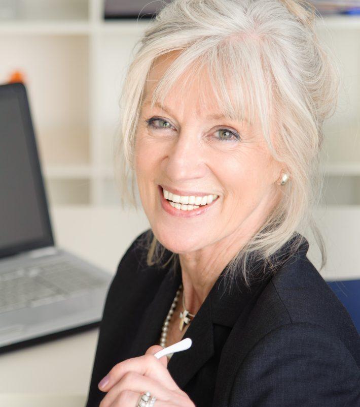 Mireille C., Unternehmensjuristin